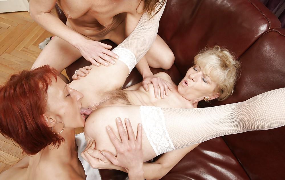 Секс Со Зрелыми Лесбиянками