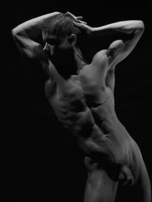 Художественное Фото Обнаженных Мужчин