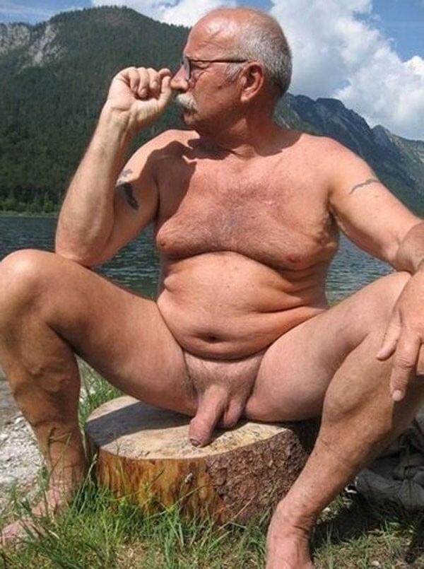 Фото Обнаженных Пожилых Мужчин