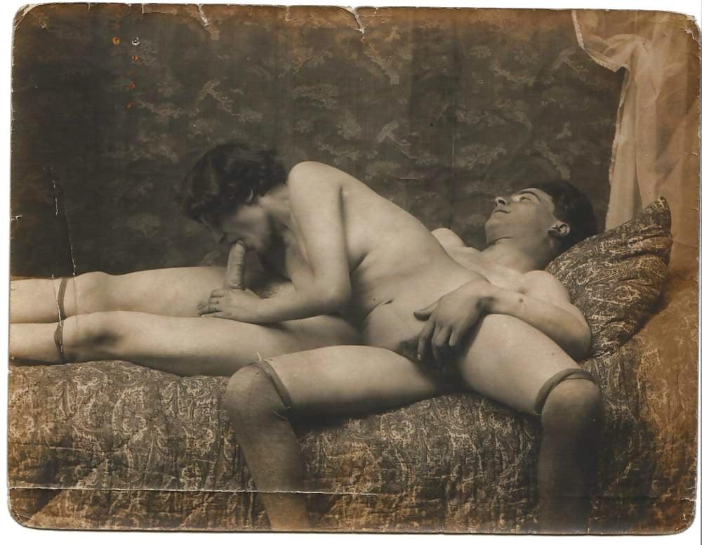 Винтаж Порно 1900