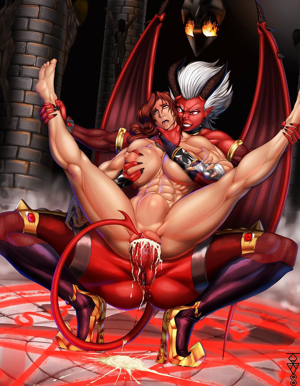 Demon Girl Sex