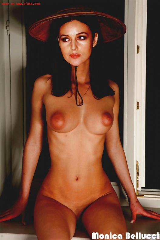 Monica bellucci nude pic, katsumi hand inside ass