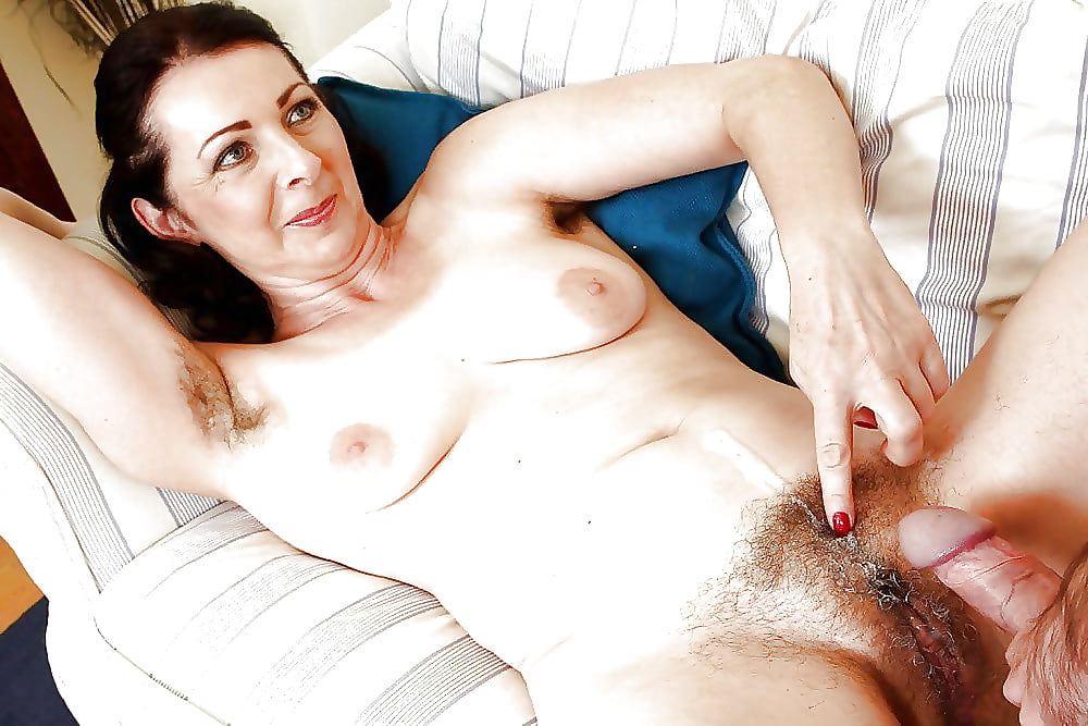 Milf sex hairy — photo 14