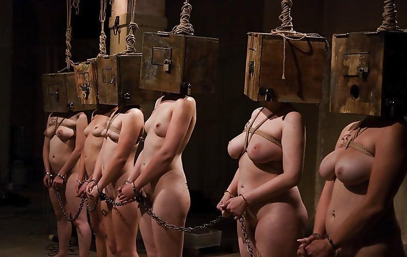 Девку продали в сексуальное рабство