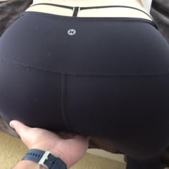 Slut Wife Fucked In Yoga Pants