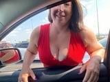MILF Car Fun