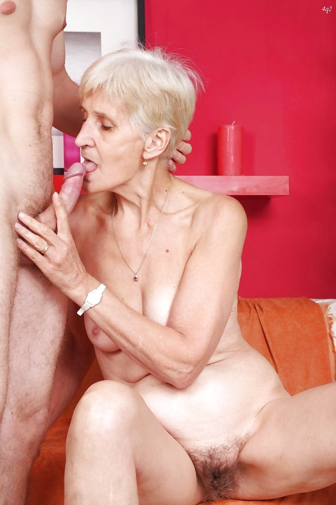 Naked older ladies having sex #11