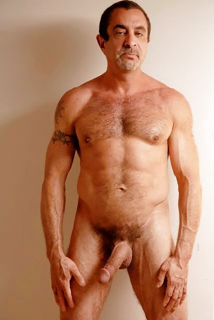 Hot naked mature men 4