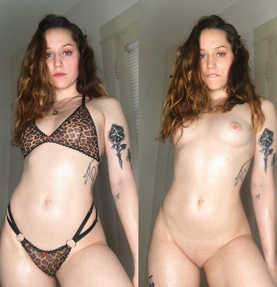 Before and After - Girls With Small Tits 18 - 20 Pics