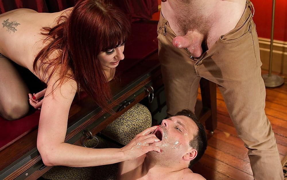 Femdom submissive male humiliation games
