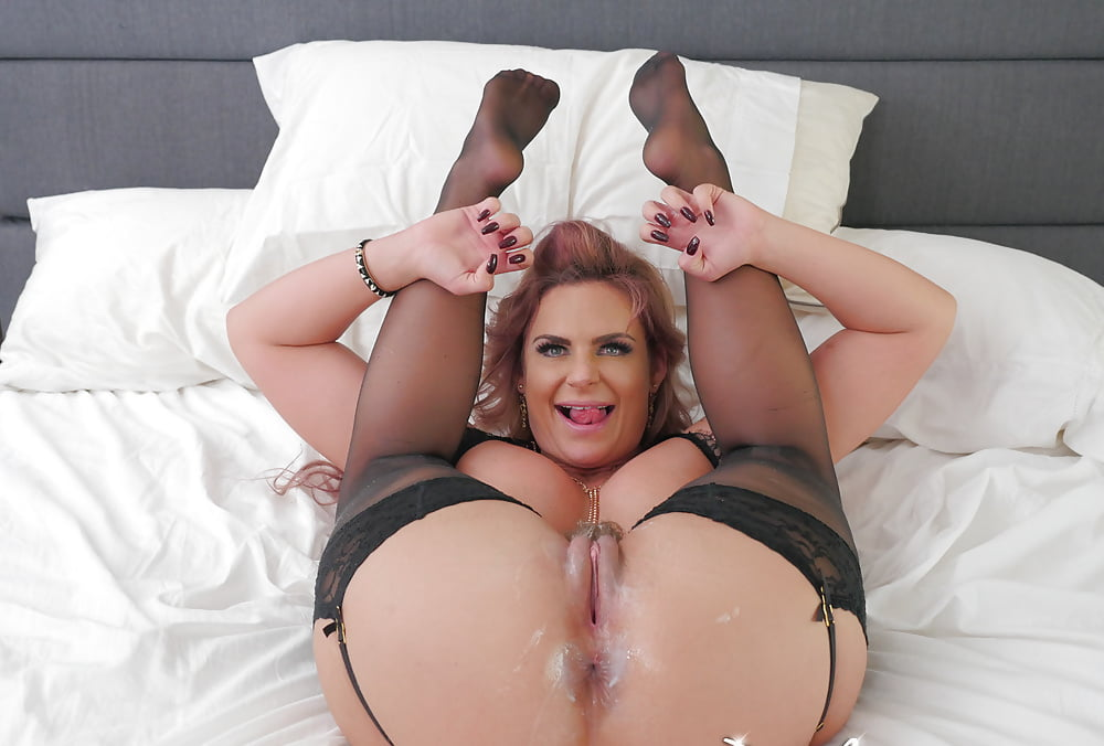 Cute milf phoenix marie enjoys hot cum on tits and face after sex