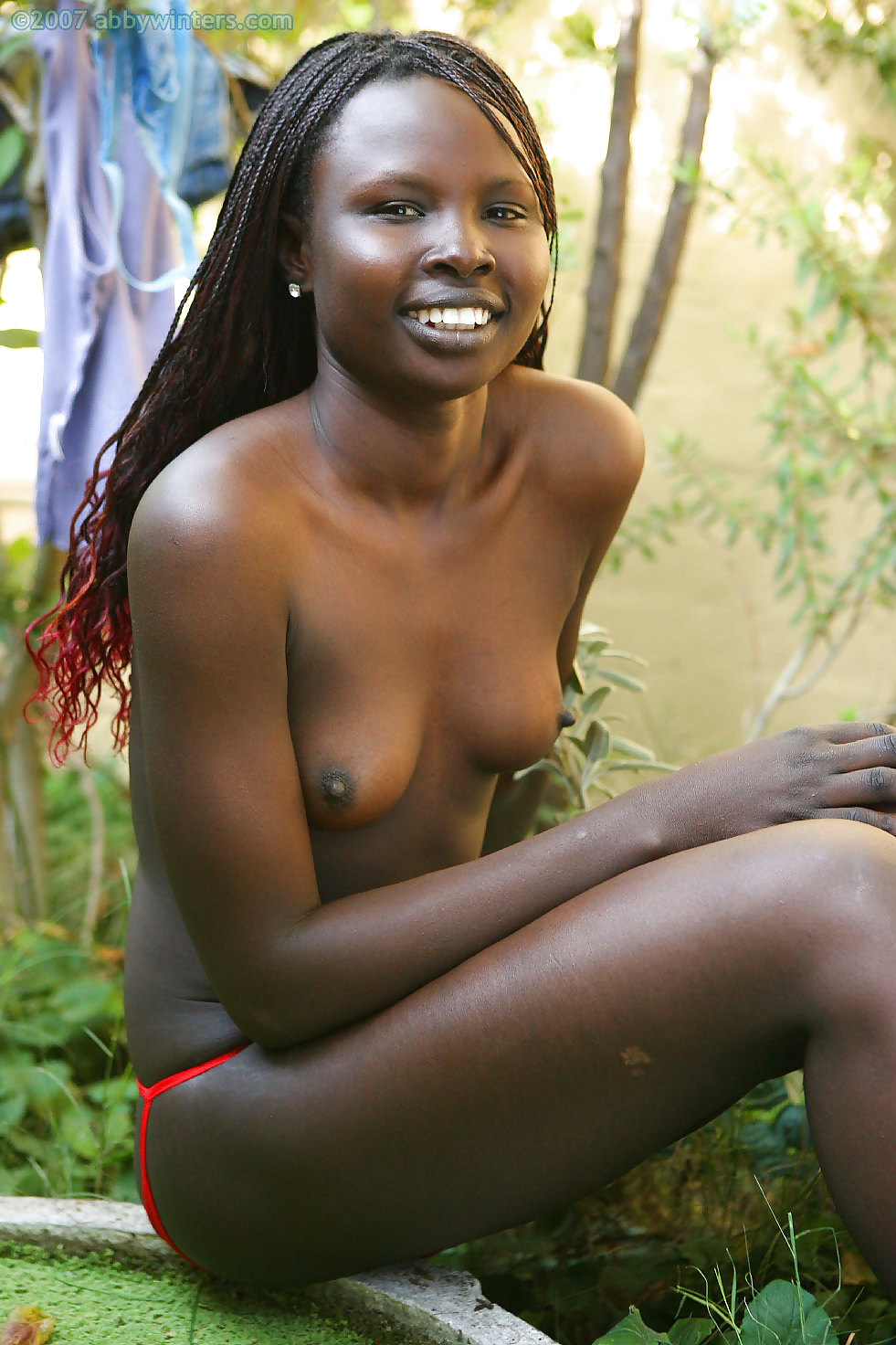 Naked african tribal girls pussies