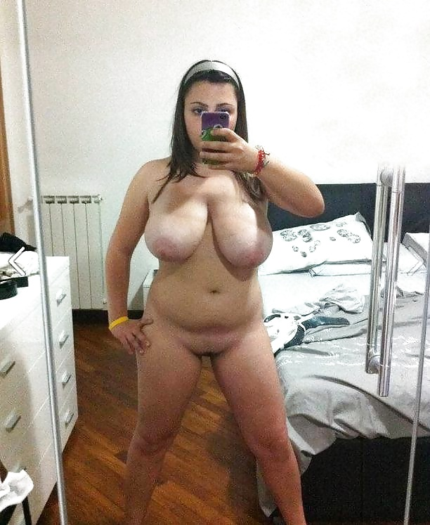 Self shot fat ass naked girls