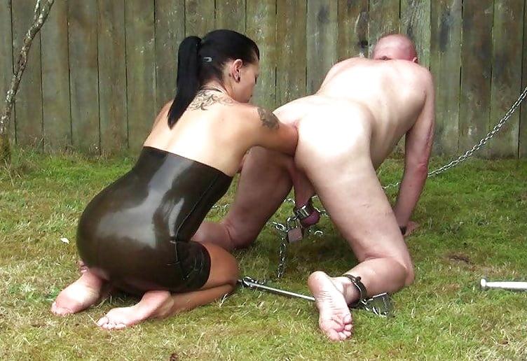 Extreme fisting slave 2