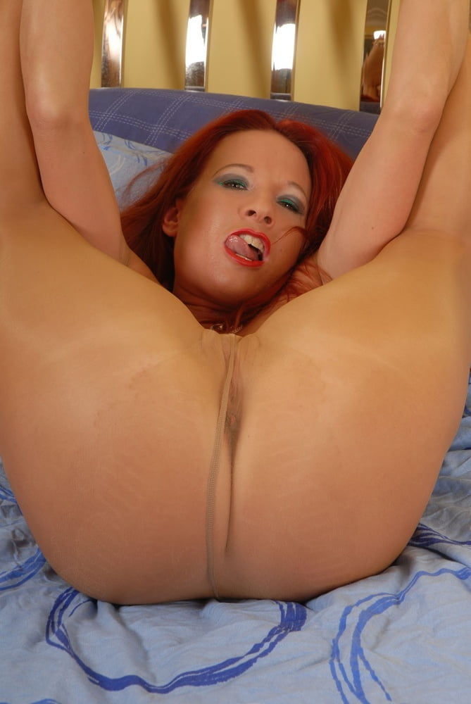 Petite mature redhead