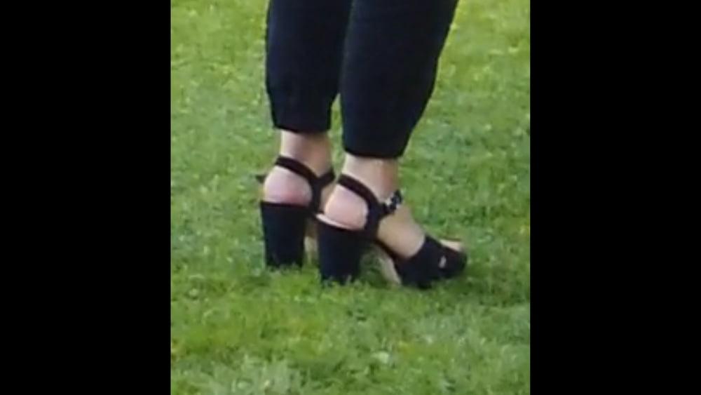 Die Heels meiner Nichte - 8 Pics