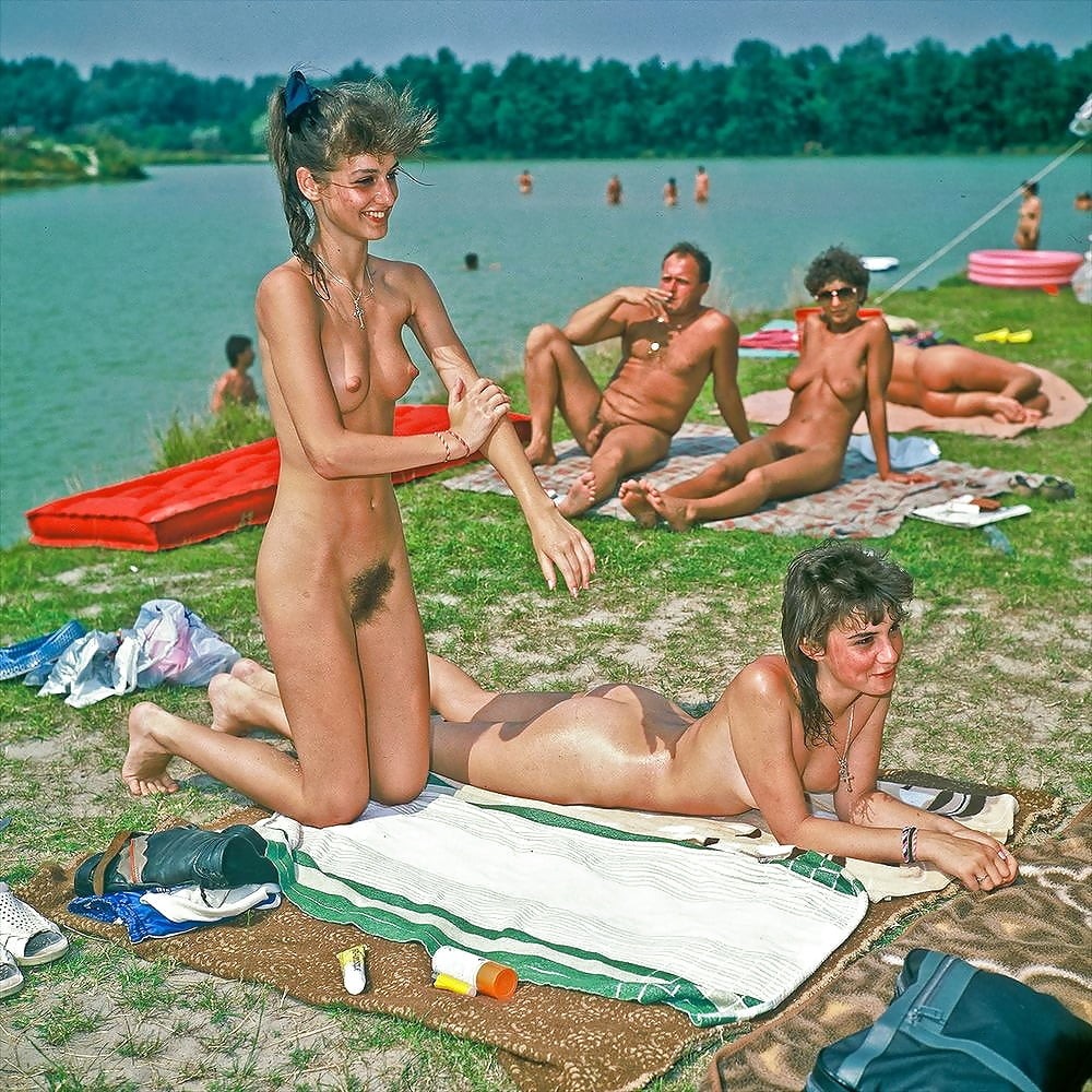 Vintage Nudist Teens 10 - 11 Pics - Xhamstercom-5673