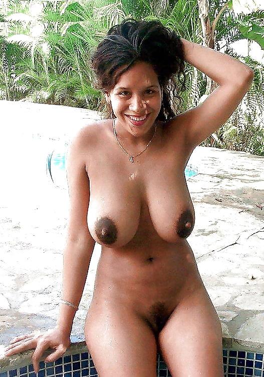 Cuban girl big tits, wee little pussy