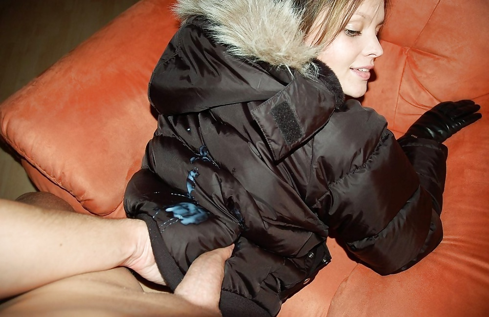 порно фото куртки - 5