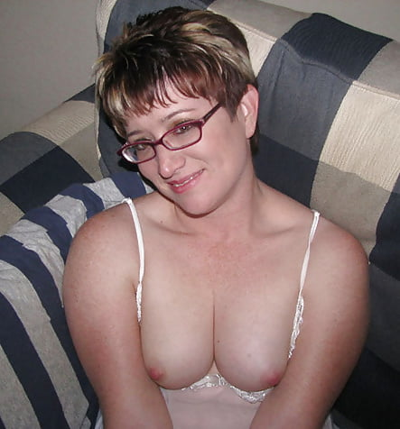 Milf amateur boobs