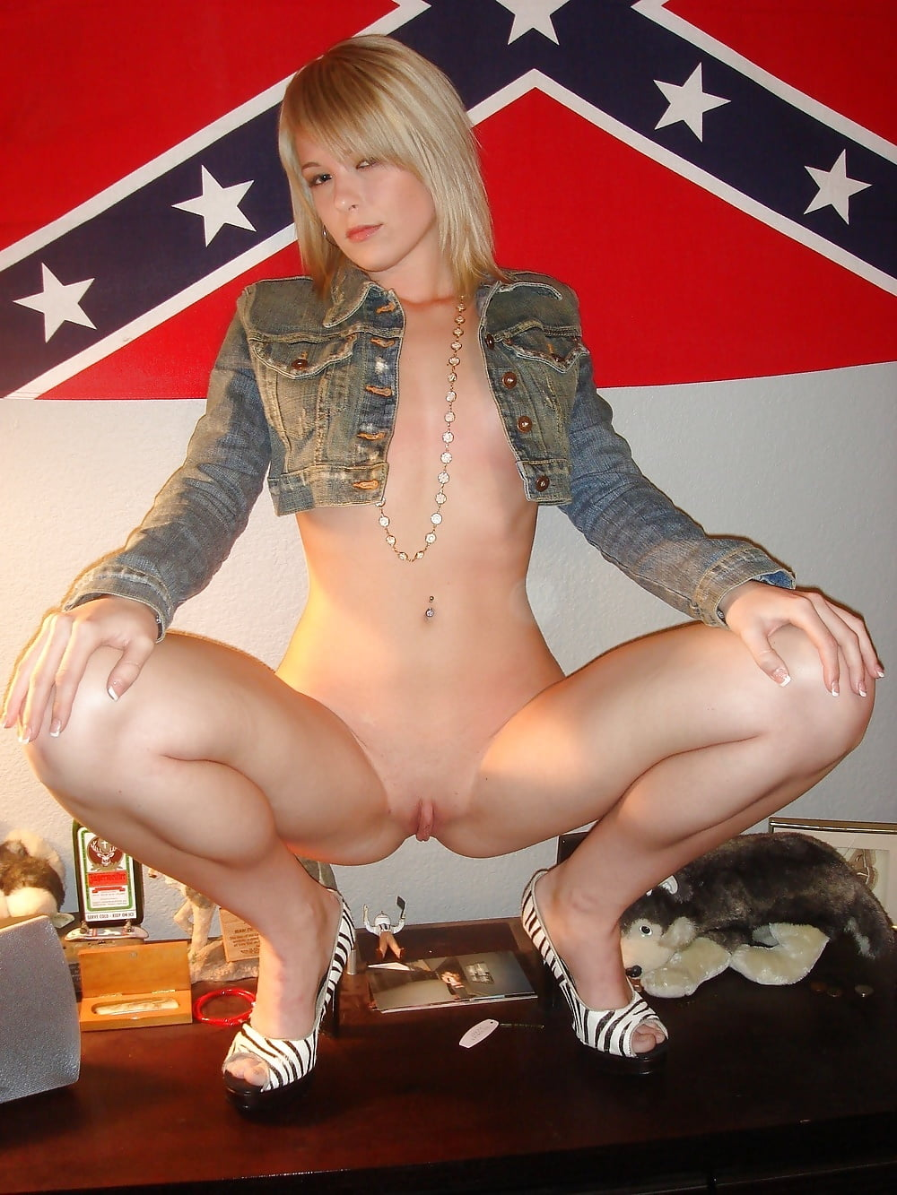 Sexy young redneck girl