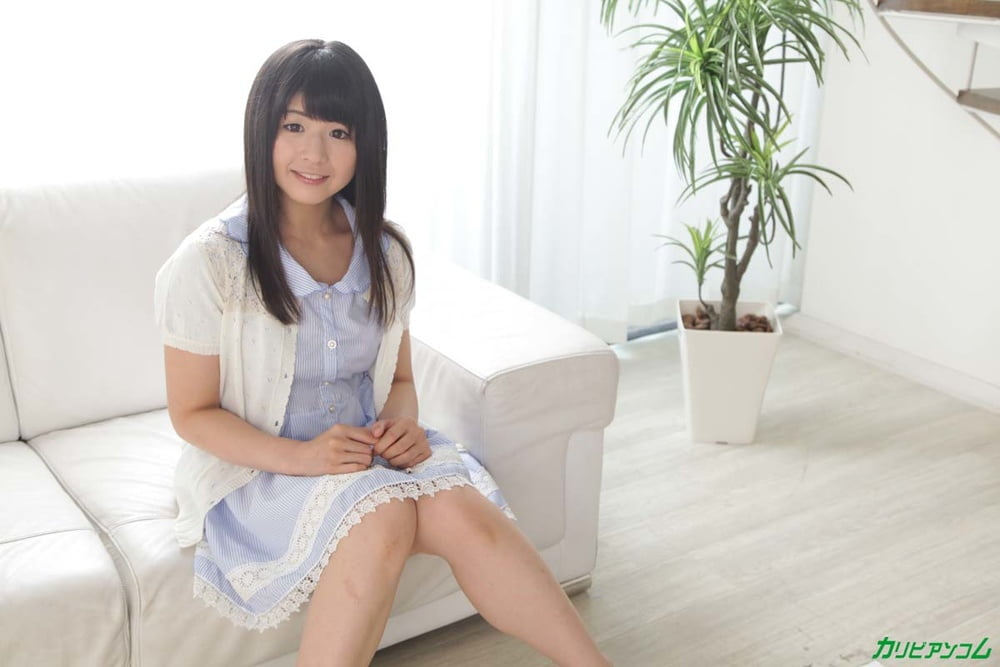 Yuki Shina :: Small Young Girl And Big Black Cock - CARIBBEA - 26 Pics