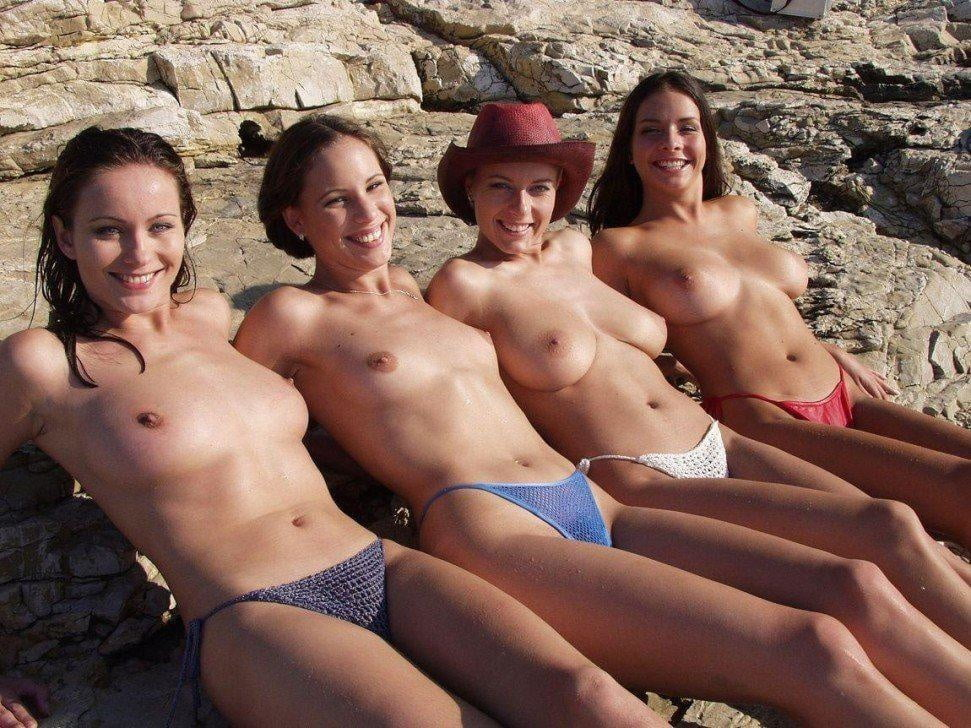 Tumblr naked women beach