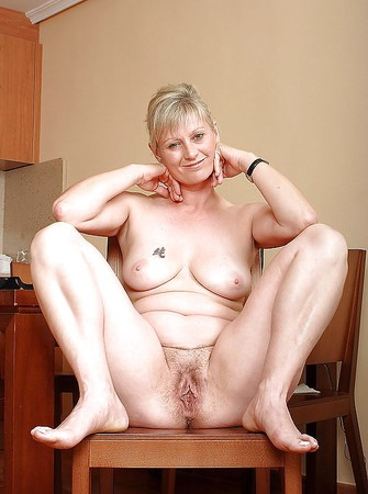 Sexy Older Woman