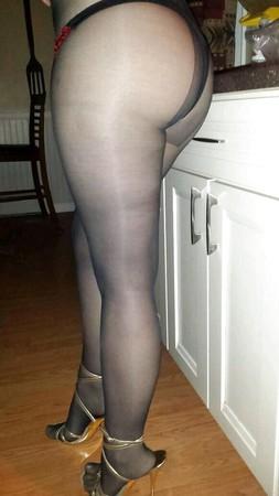 pantyhose Full figured
