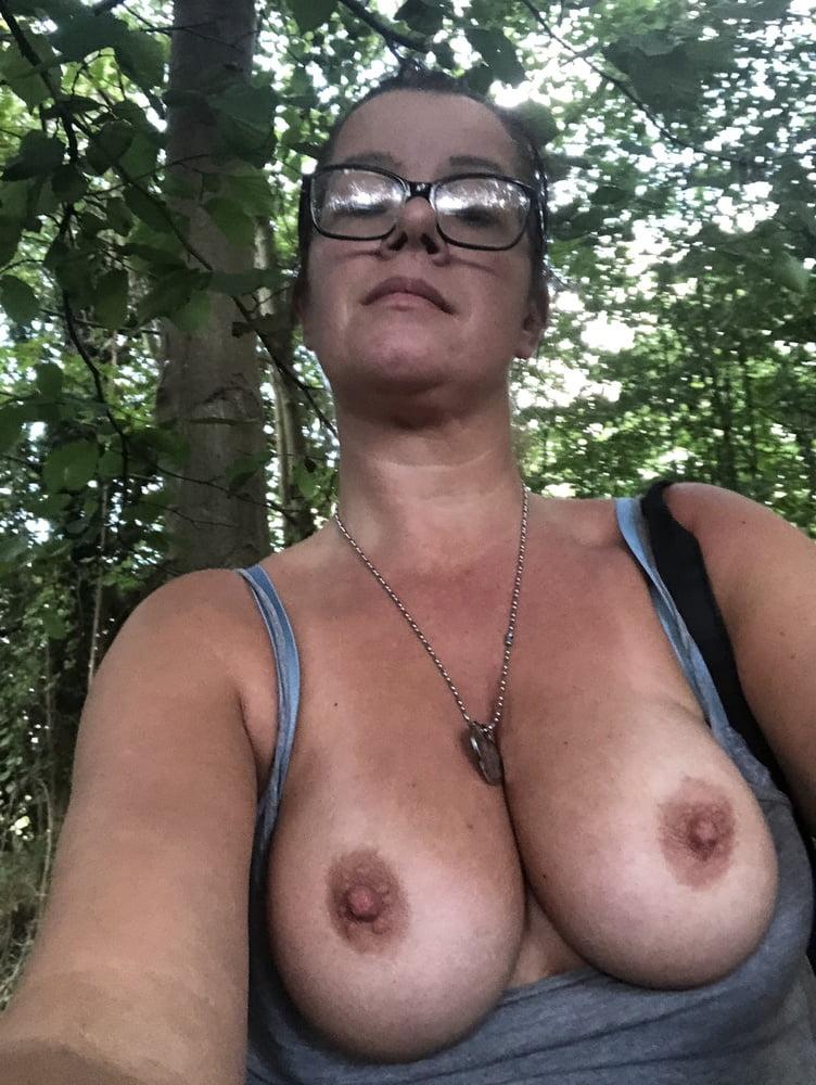Walking on tits videos