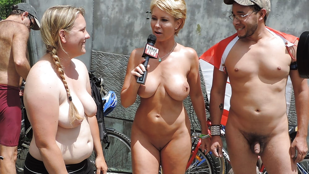 Naked mature competition