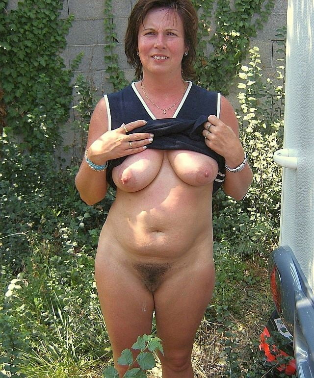 hot mature hairy pussy
