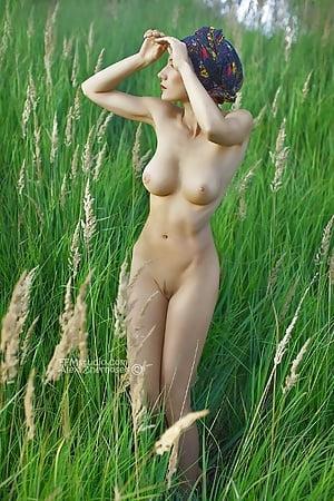 Ulyana Ashurko  nackt