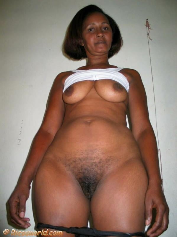 Hairy pic ricos