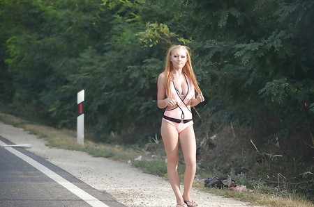 Teen girls Hungary