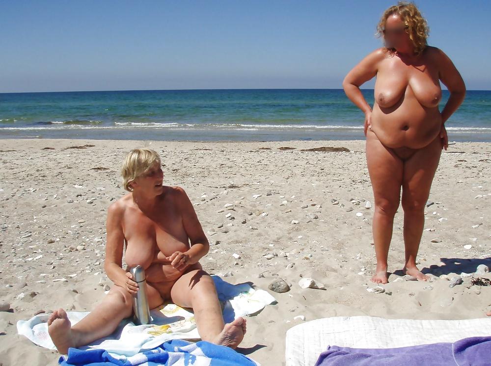 Charming answer Chubby nudist women