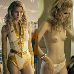 Erin Moriarty Naked