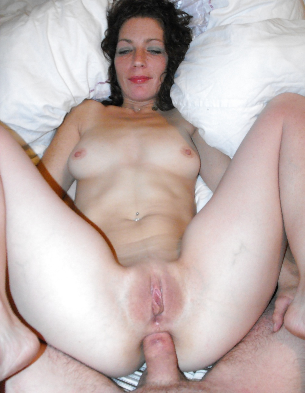 Picture granny anal