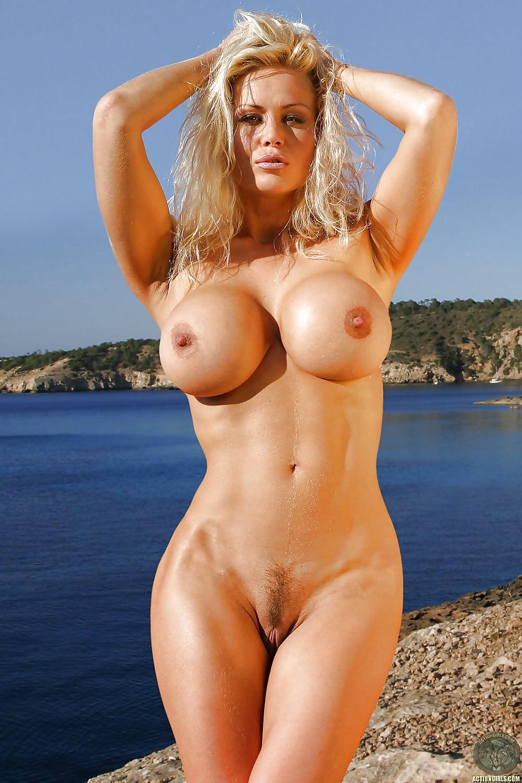 Sasha lux nude