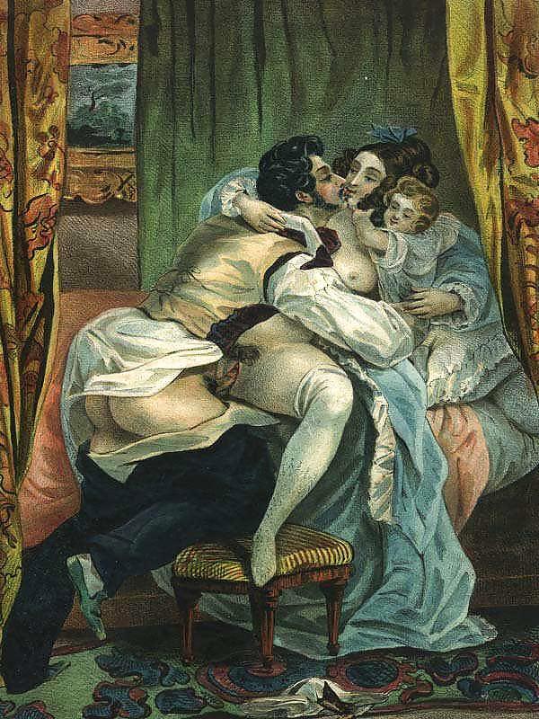 Половой акт в изобразительном искусстве