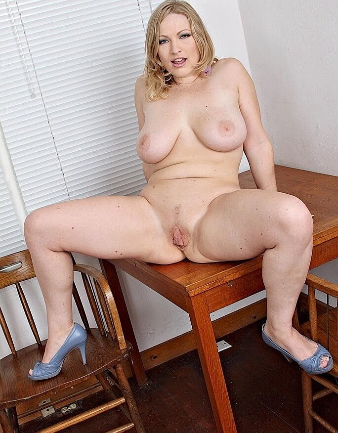 Full figured older women nude