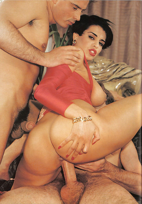 Звезда итальянского порно — photo 1