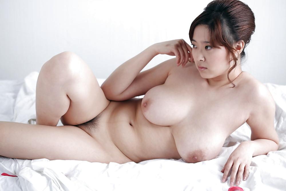Asian girls naked outdoors