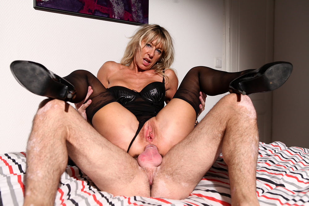 Anal with pain french mature on gotporn