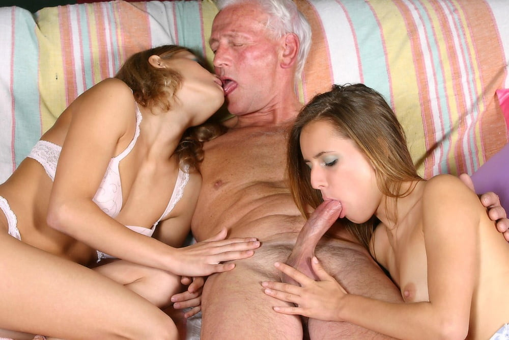Father teaching daughter sex