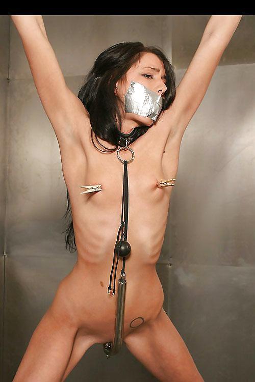 Anorexic slave porn — photo 14