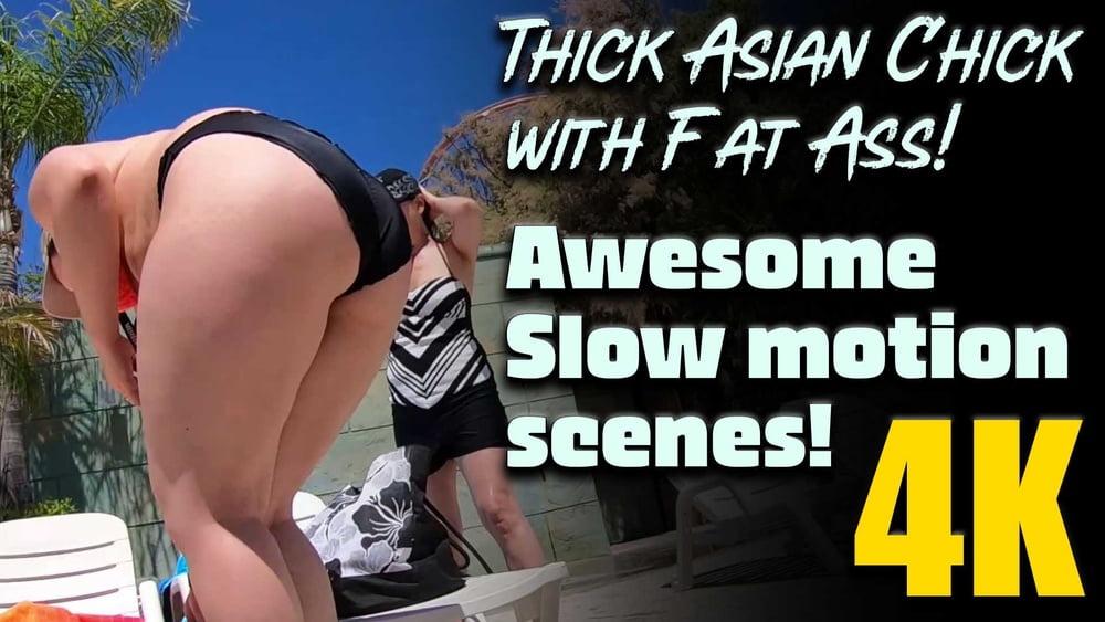 Thick asian lesbians