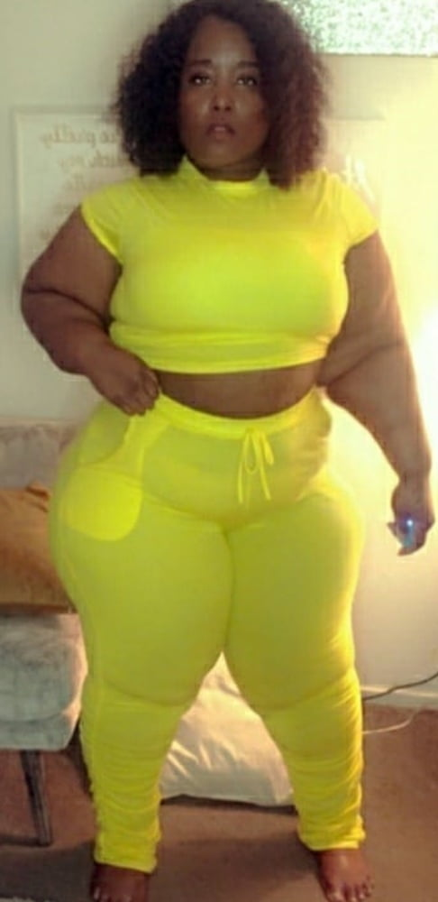 Mega chunky fluffy thick bbw pear curvy kandie - 45 Pics