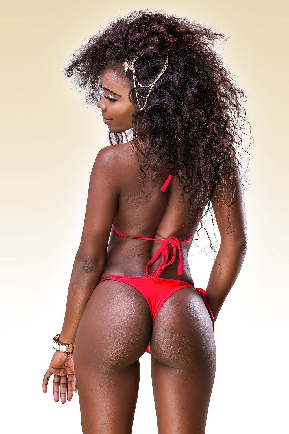 Dark skinned girls nude