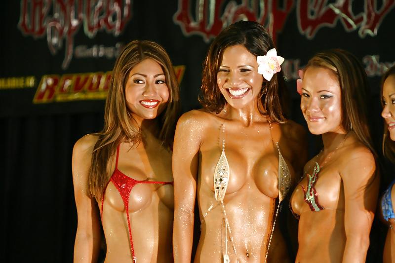 Big Tit Bikini Contest